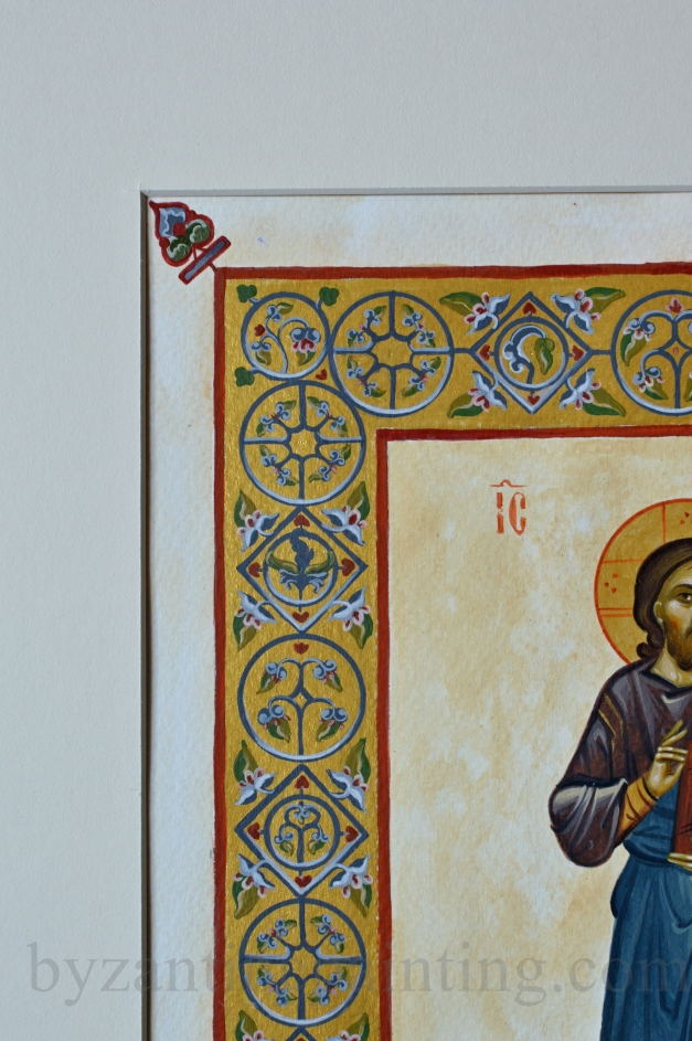 miniatura-pictata-iisus-hristos-5